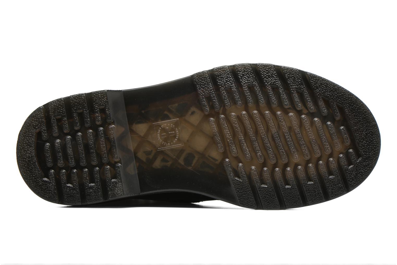 Stiefeletten & Boots Dr. Martens Juniors Padley Mix Padded Collar Boot schwarz ansicht von oben