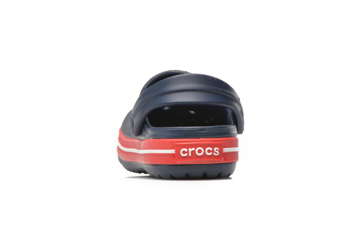 Sandals Crocs Crocsband Kids Blue view from the right