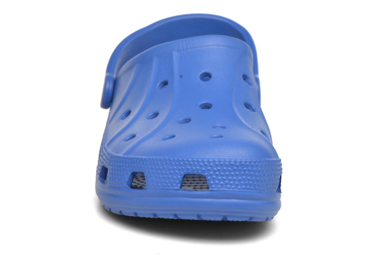 Sandales et nu-pieds Crocs Ralen Clog m Bleu vue portées chaussures