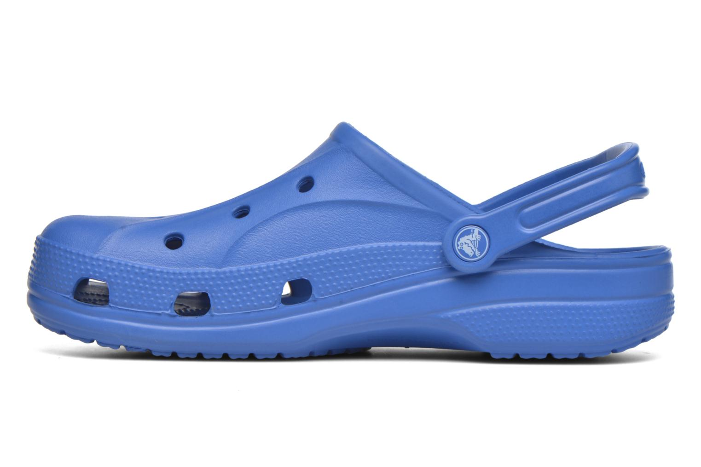 Sandales et nu-pieds Crocs Ralen Clog m Bleu vue face