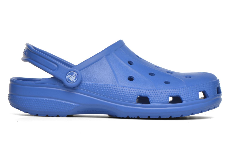 Sandales et nu-pieds Crocs Ralen Clog m Bleu vue derrière