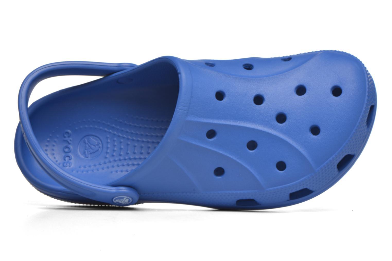 Sandales et nu-pieds Crocs Ralen Clog m Bleu vue gauche