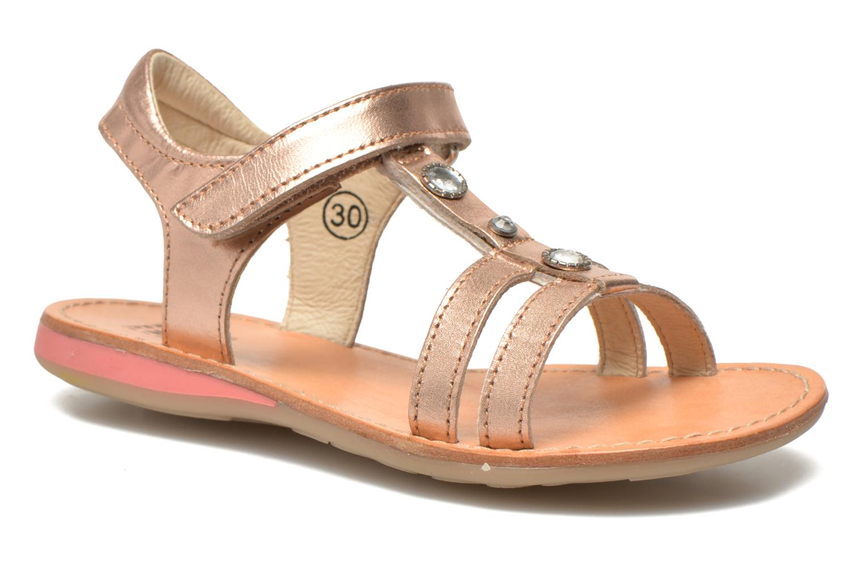 Sandali e scarpe aperte Noël Solène Rosa vedi dettaglio/paio