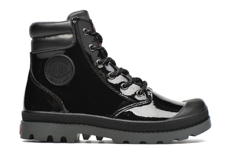 Bottines et boots Palladium Wendy Verni K Noir vue derrière