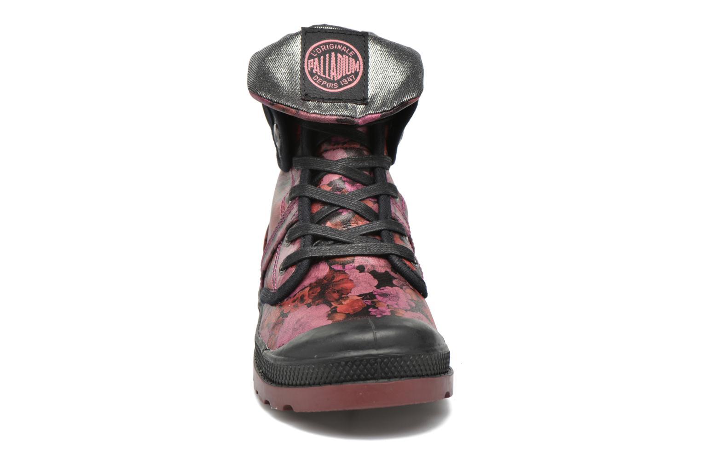 Bottines et boots Palladium Baggy FLO K Violet vue portées chaussures