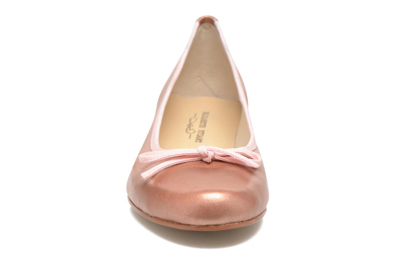 Ballerinas Elizabeth Stuart Josy 391 rosa schuhe getragen
