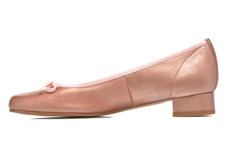 Ballerinas Elizabeth Stuart Josy 391 rosa ansicht von vorne