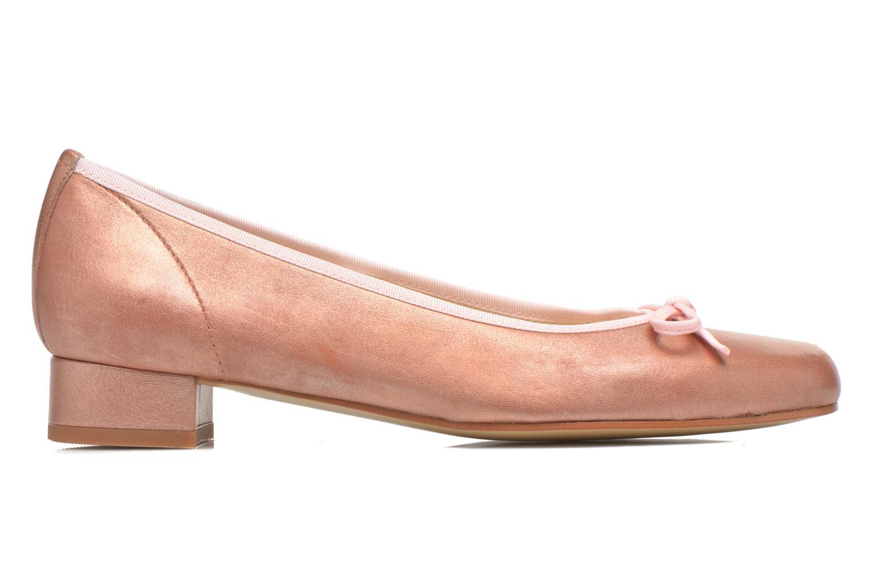 Ballerinas Elizabeth Stuart Josy 391 rosa ansicht von hinten