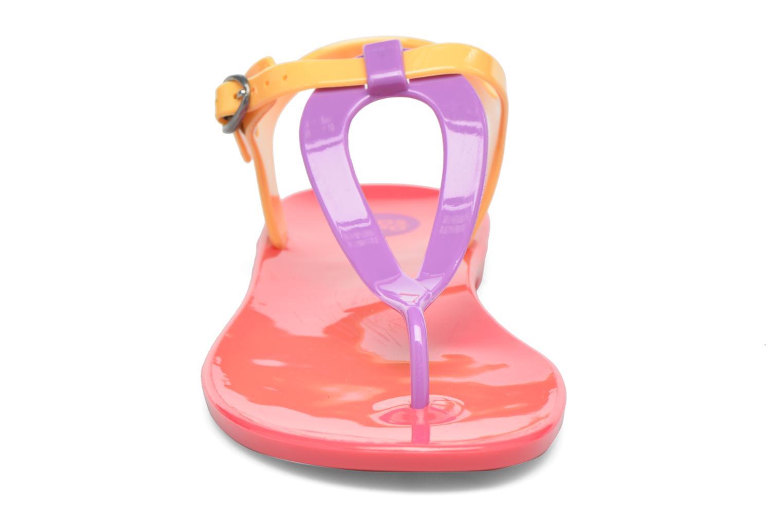 Sandales et nu-pieds Gioseppo Artis Multicolore vue portées chaussures