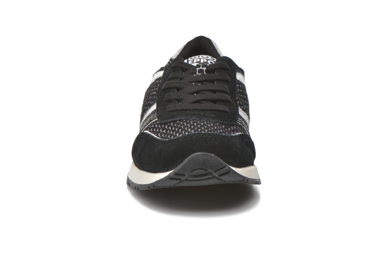 Baskets Gioseppo Onamist Noir vue portées chaussures