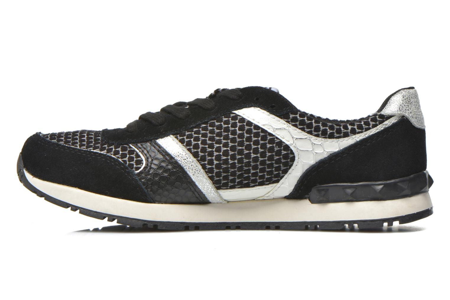 Trainers Gioseppo Onamist Black front view