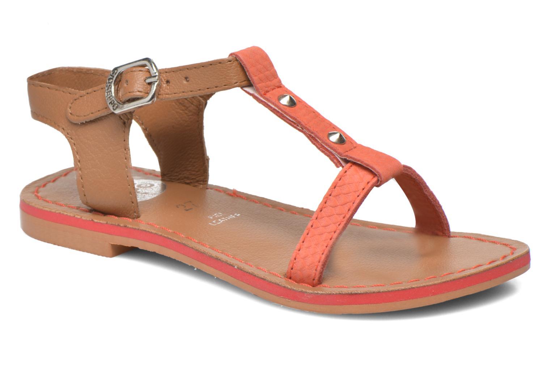 Sandales et nu-pieds Gioseppo Rose Rose vue détail/paire
