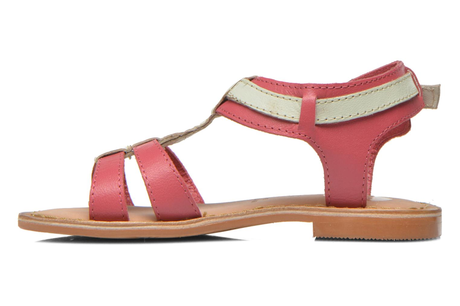 Sandals Gioseppo Tulipe Pink front view