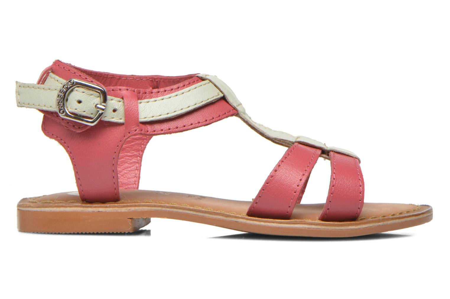 Sandals Gioseppo Tulipe Pink back view