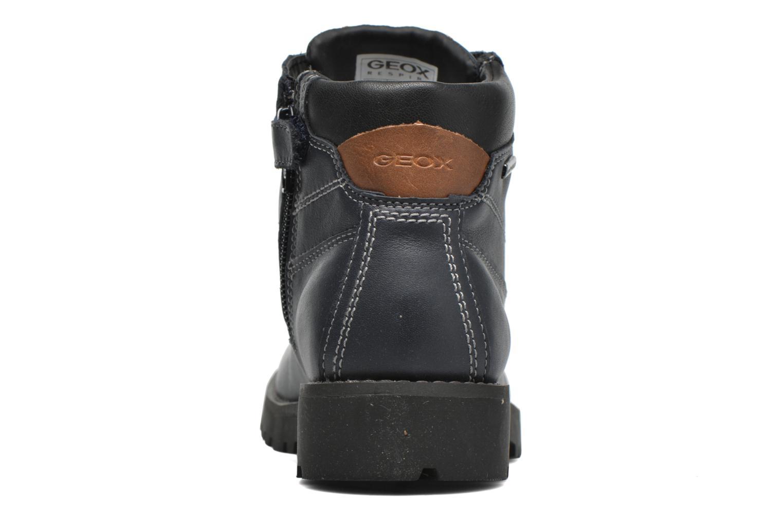 Bottines et boots Geox J Axel B Boy ABX J44N9A Bleu vue droite