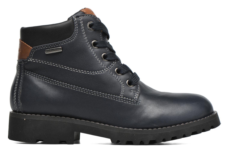 Bottines et boots Geox J Axel B Boy ABX J44N9A Bleu vue derrière