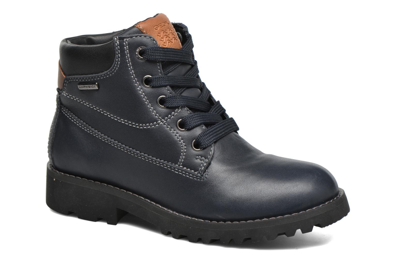 Bottines et boots Geox J Axel B Boy ABX J44N9A Bleu vue détail/paire