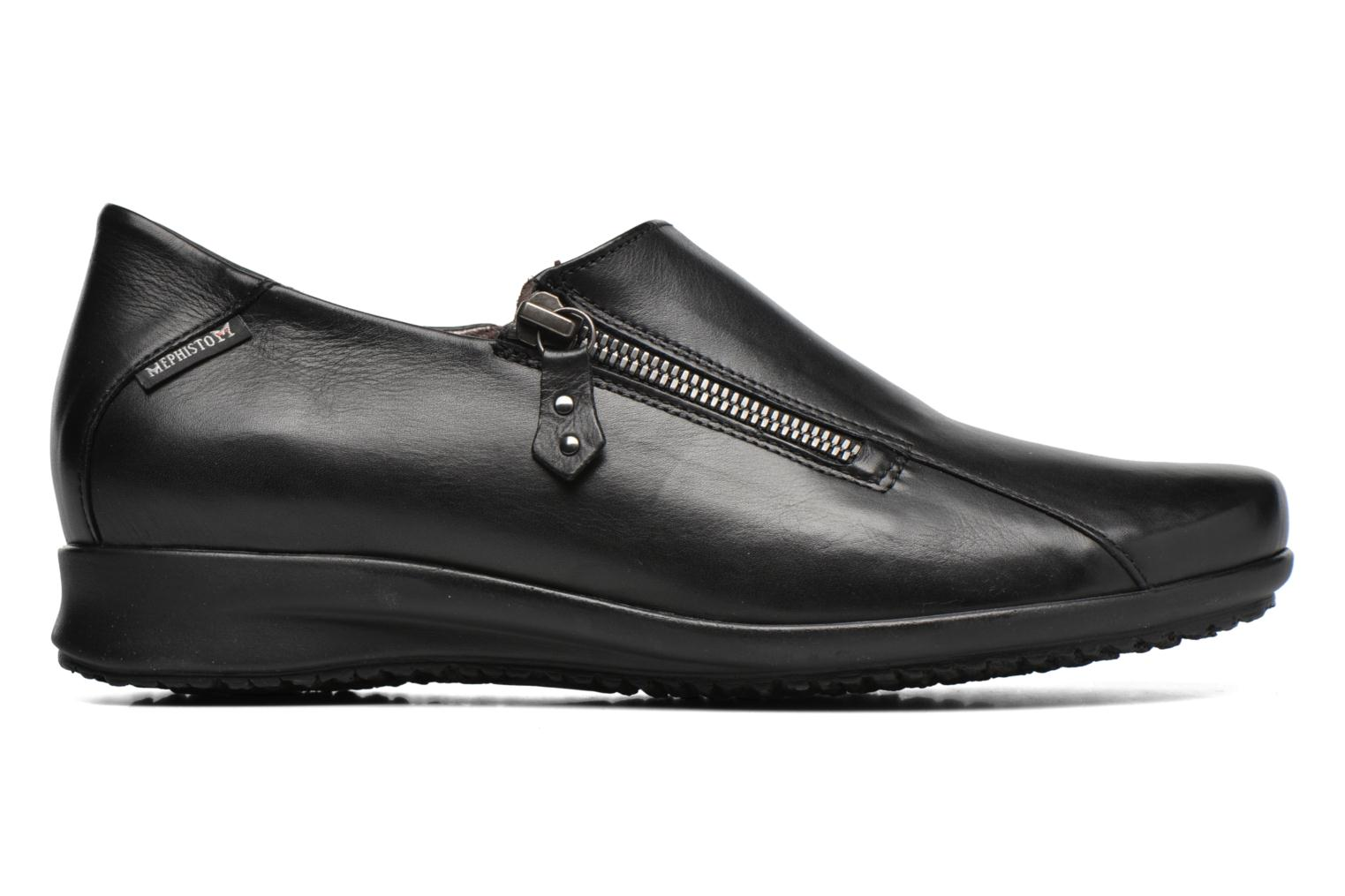 Loafers Mephisto Faye Black back view