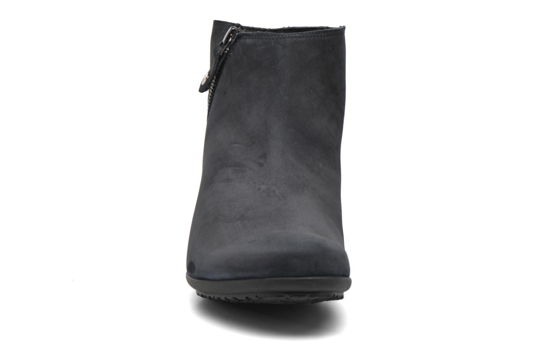 Bottines et boots Mephisto Filipina Bleu vue portées chaussures