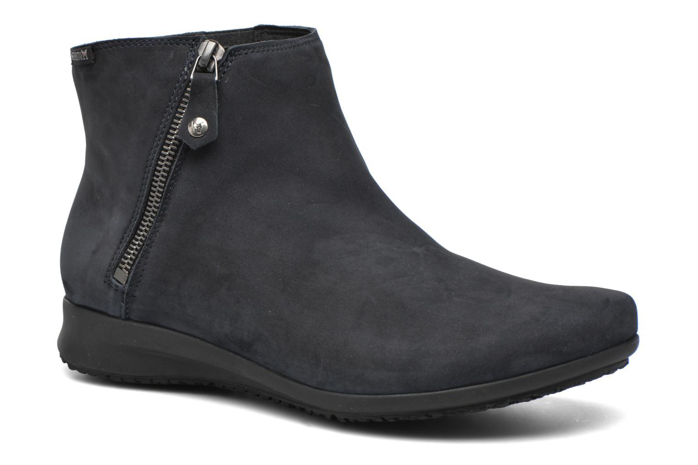 Bottines et boots Mephisto Filipina Bleu vue détail/paire