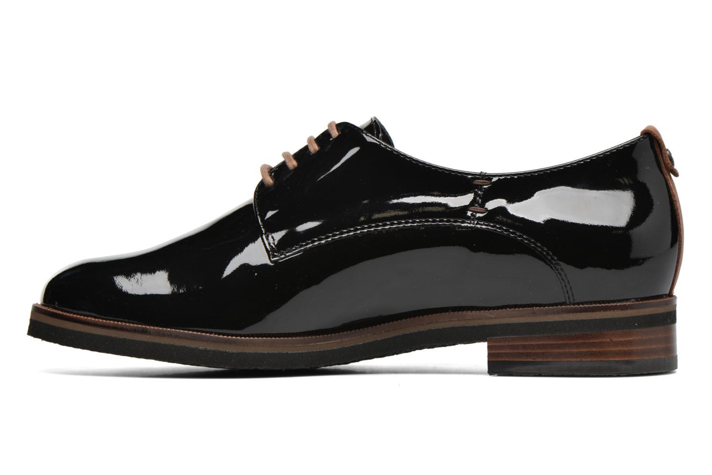 Chaussures à lacets Mephisto Poppy Noir vue face