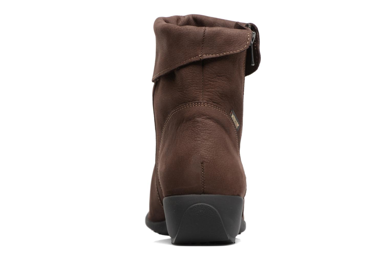 Bottines et boots Mephisto Seddy Marron vue droite