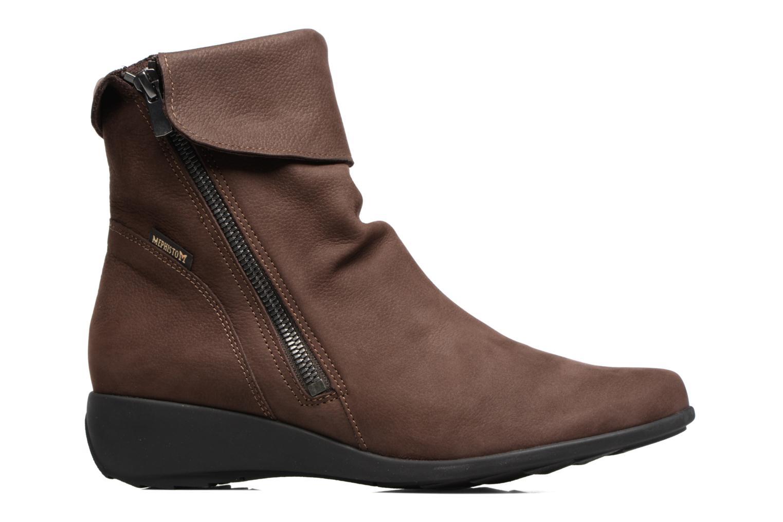 Bottines et boots Mephisto Seddy Marron vue derrière