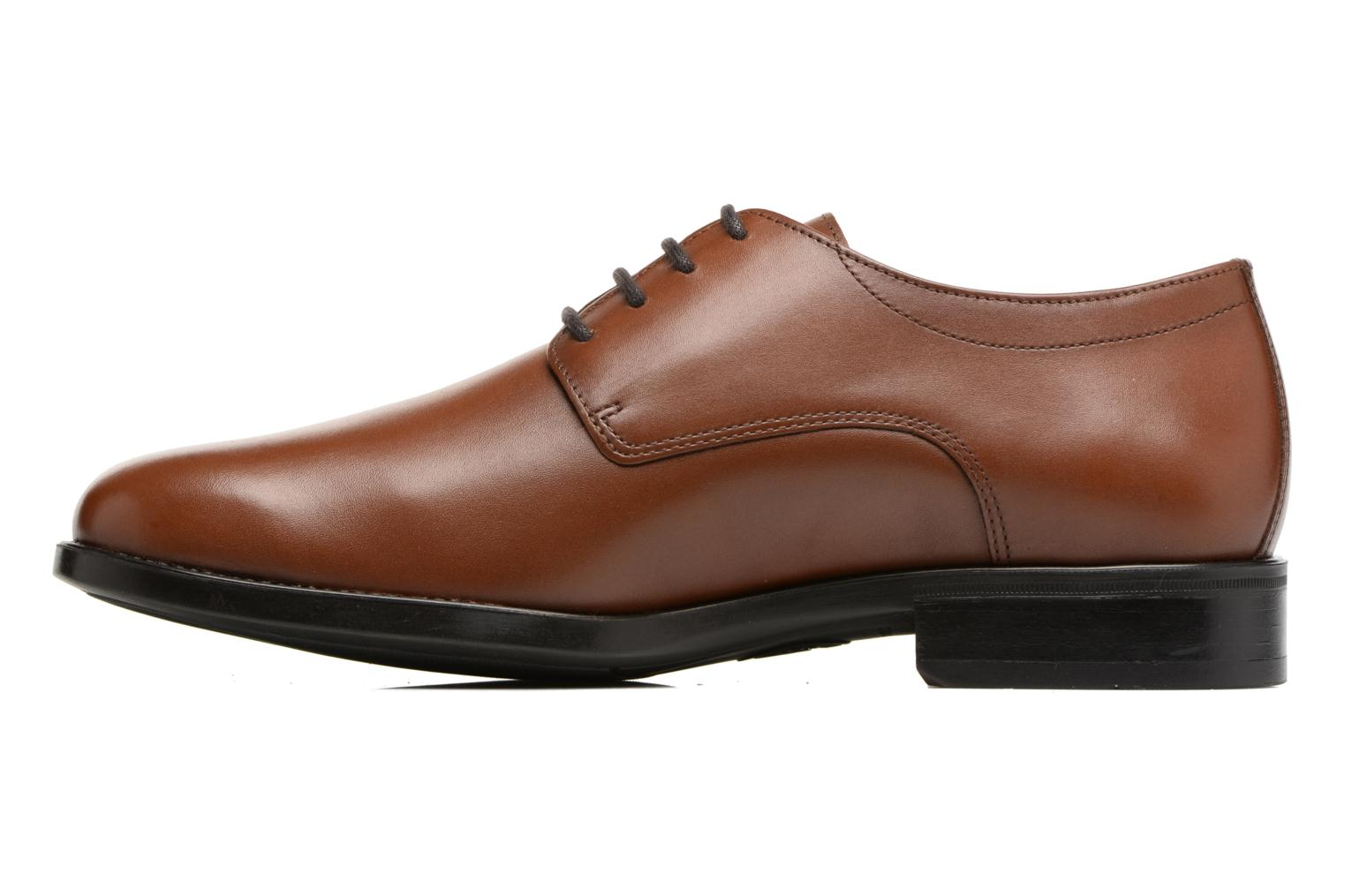 Veterschoenen Mephisto Cooper Bruin voorkant