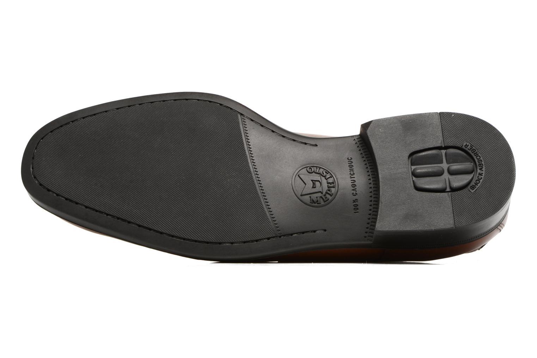 Chaussures à lacets Mephisto Cooper Marron vue haut