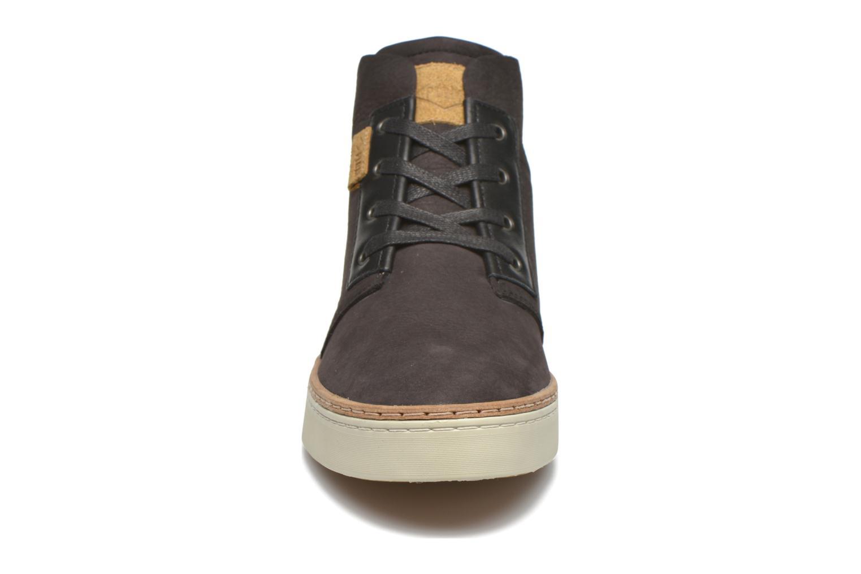 Baskets P-L-D-M By Palladium Fitz Nub Noir vue portées chaussures