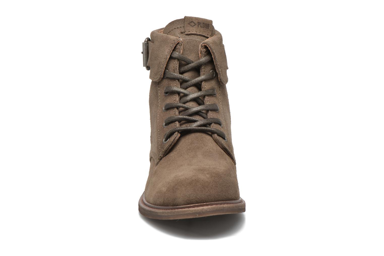 Bottines et boots P-L-D-M By Palladium Nutty Rust Beige vue portées chaussures