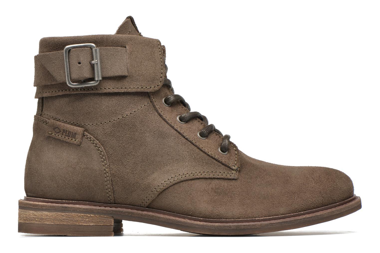 Bottines et boots P-L-D-M By Palladium Nutty Rust Beige vue derrière