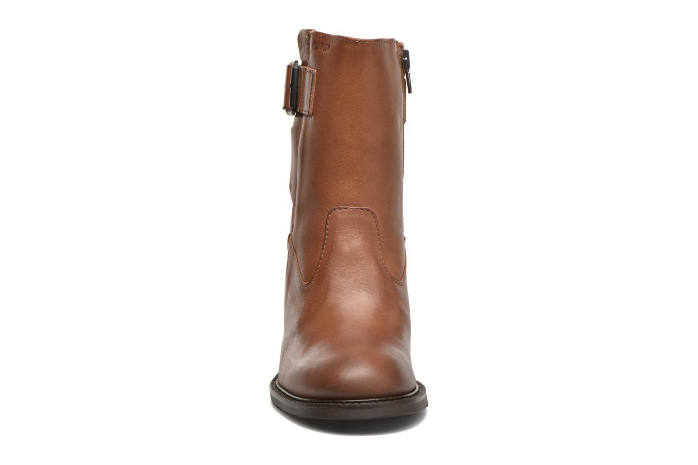 Bottines et boots P-L-D-M By Palladium Hill IBX Marron vue portées chaussures