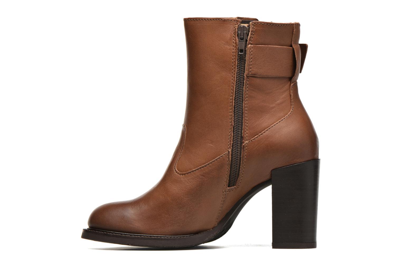 Bottines et boots P-L-D-M By Palladium Hill IBX Marron vue face