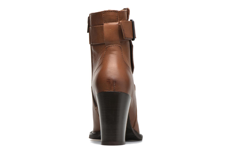 Bottines et boots P-L-D-M By Palladium Hill IBX Marron vue droite