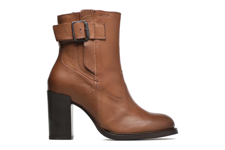 Bottines et boots P-L-D-M By Palladium Hill IBX Marron vue derrière