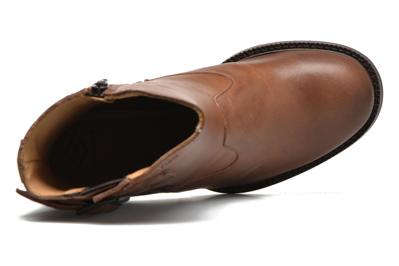 Bottines et boots P-L-D-M By Palladium Hill IBX Marron vue gauche
