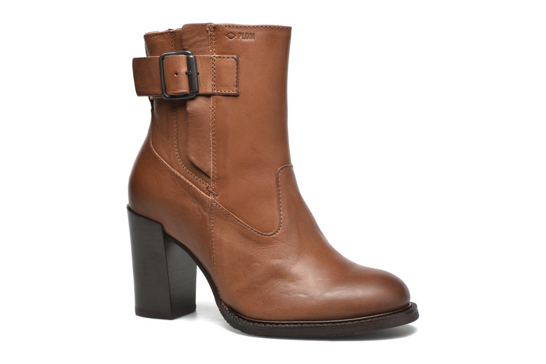 Bottines et boots P-L-D-M By Palladium Hill IBX Marron vue détail/paire