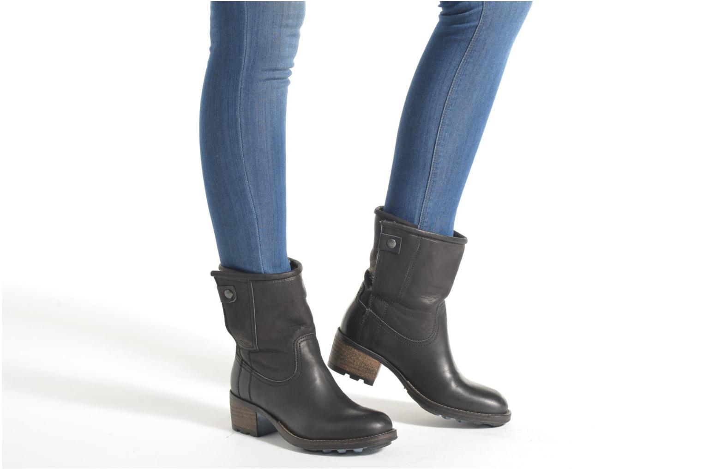 Bottines et boots P-L-D-M By Palladium Coventry CML Noir vue bas / vue portée sac