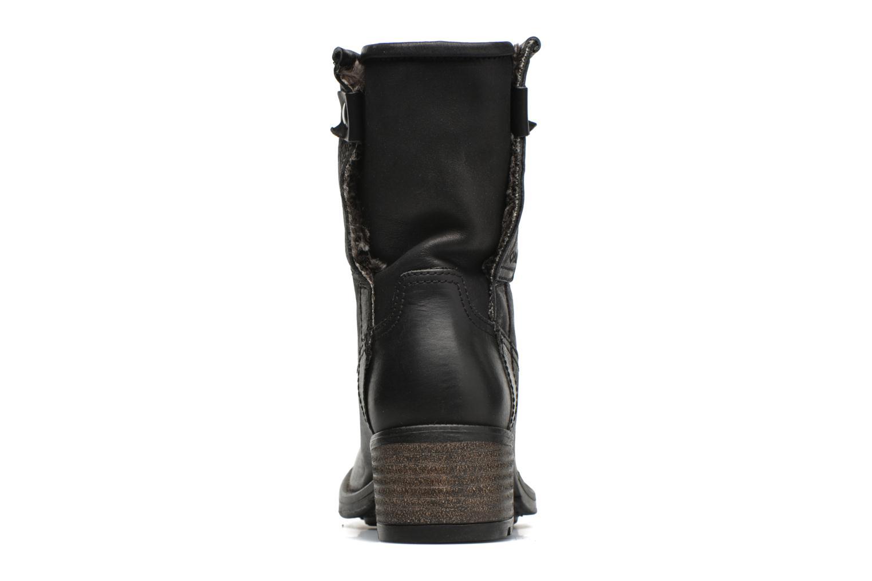 Bottines et boots P-L-D-M By Palladium Coventry CML Noir vue droite