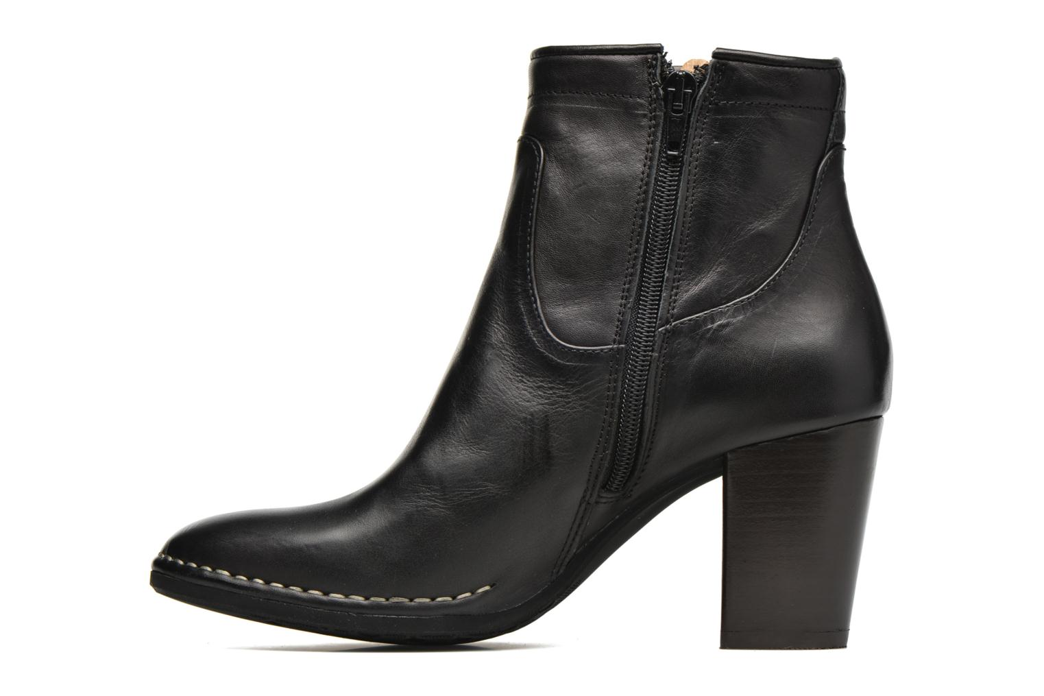Bottines et boots P-L-D-M By Palladium Onside IBX Noir vue face