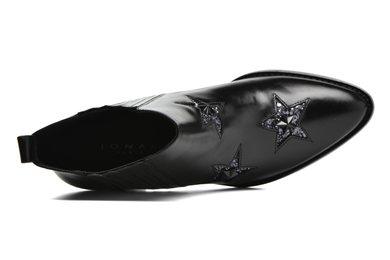 Verseau Luxor Noir + Glitter Gris