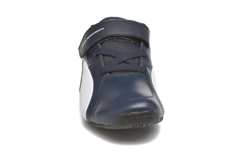 Sneaker Puma Inf Drift Cat5 L Bmw V / Ps Drift Cat 5 L Bmw blau schuhe getragen