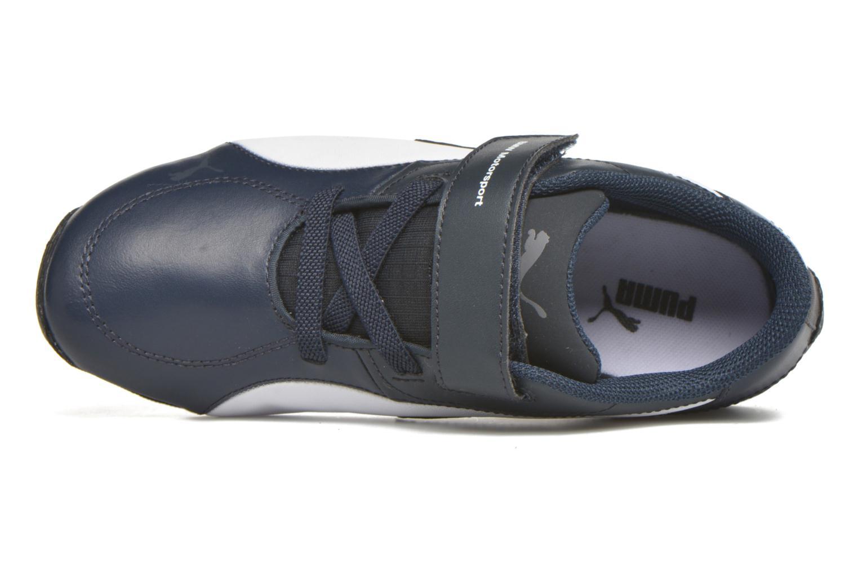 Sneaker Puma Inf Drift Cat5 L Bmw V / Ps Drift Cat 5 L Bmw blau ansicht von links