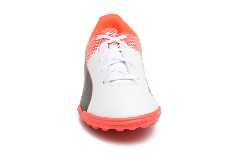 Baskets Puma Evospeed 5 5 Tt Jr Rouge vue portées chaussures