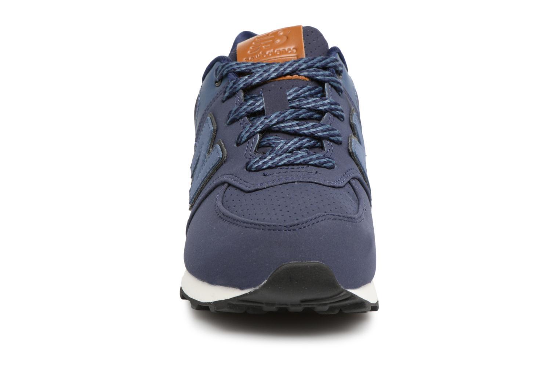 Sneakers New Balance KL574 M Blå se skoene på