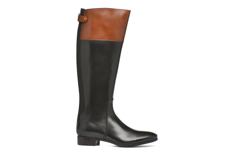 Boots & wellies Santoni New Ele 55949 Black back view