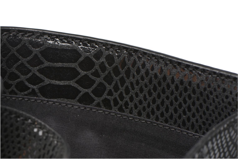 Wallets & cases Petite mendigote Big Etoile Porte iPad Black back view