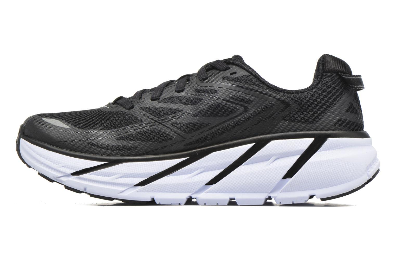 Chaussures de sport Hoka One One Clifton 3 W Noir vue face