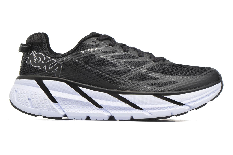 Chaussures de sport Hoka One One Clifton 3 W Noir vue derrière